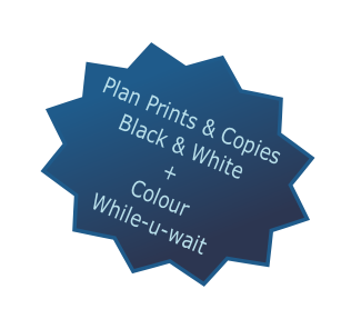 Plan Prints & Copies